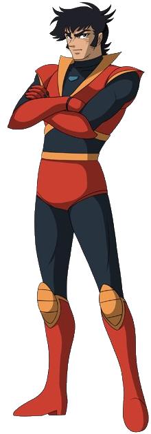 The Mazinger Files : Tetsuya Tsurugi Tetsuy13
