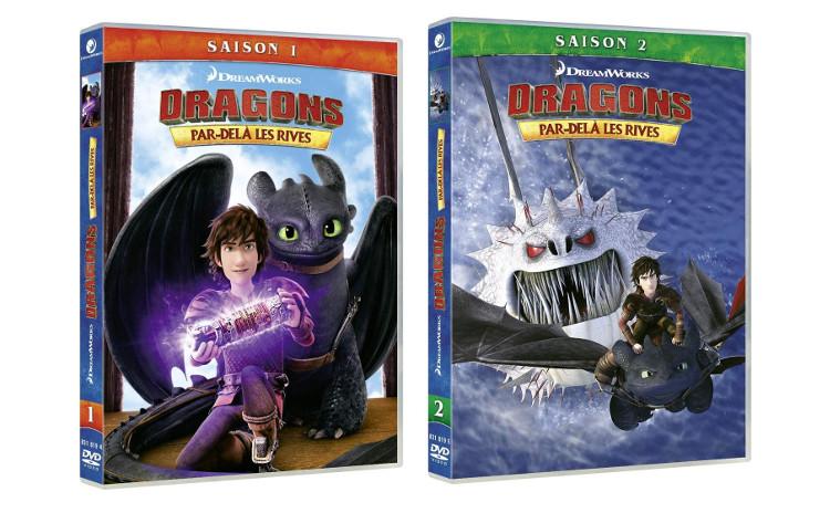 [Sortie DVD] Dragons : Par-delà les rives, saison 1 (6 février 2019) 15086511