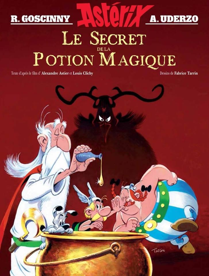 Astérix - Le secret de la potion magique  40922910