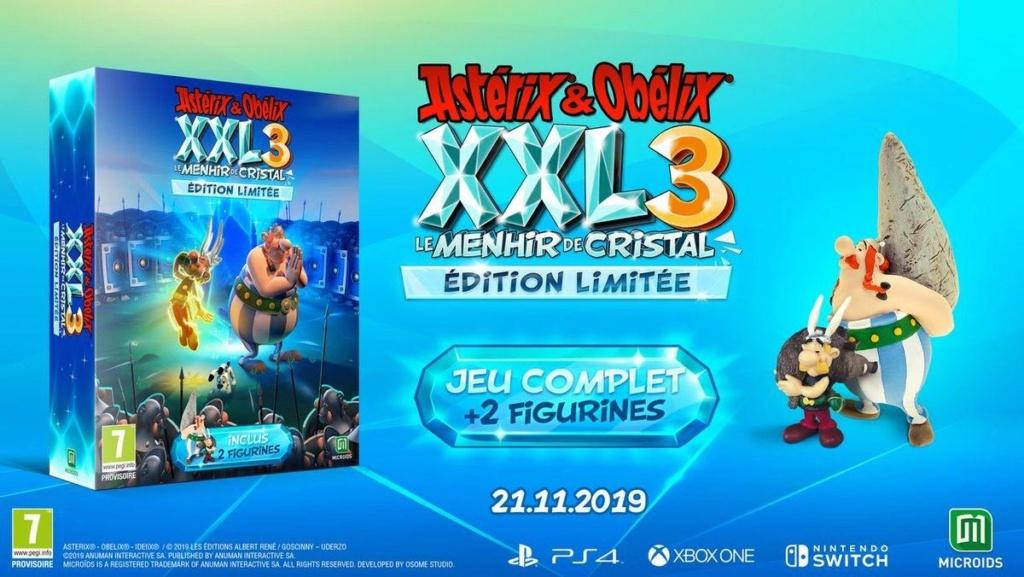 Astérix et Obélix XXL 3 : Le menhir de Cristal 68408610