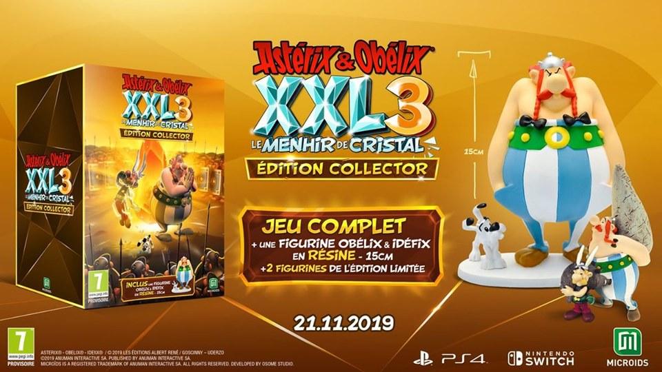 Astérix et Obélix XXL 3 : Le menhir de Cristal 68438310