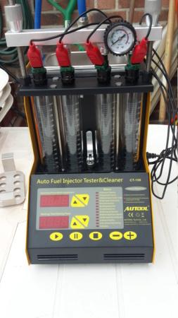 Nettoyer les injecteurs à l'ultrason 20190715