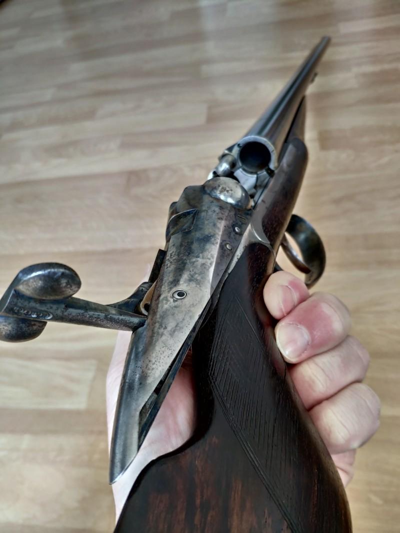 Présentation de mon fusil Darne 20190311