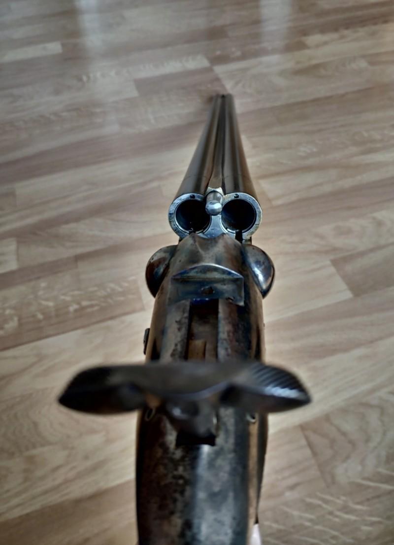 Présentation de mon fusil Darne 20190312