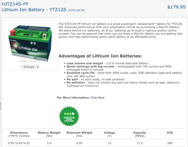 Batterie Lithium Captur52