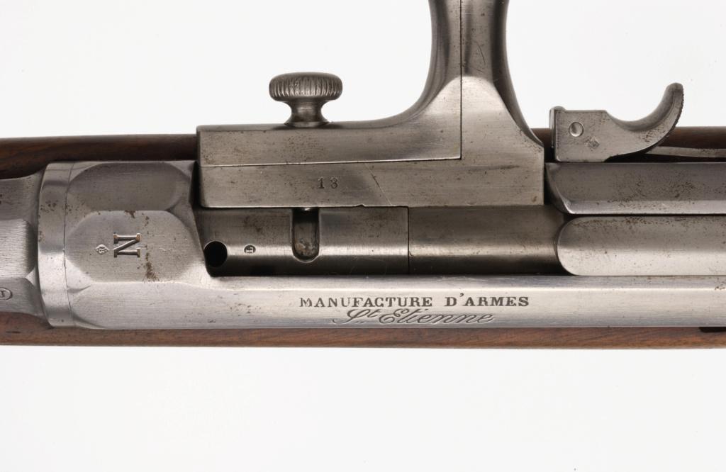 """Fusil Chassepot modifié """"Beaumont"""" (?) 00763610"""