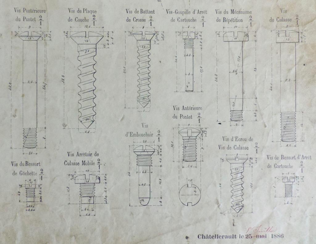 Kits de visserie Lebel / Berthier (Chassepot / Gras) - Page 2 Imgp2110