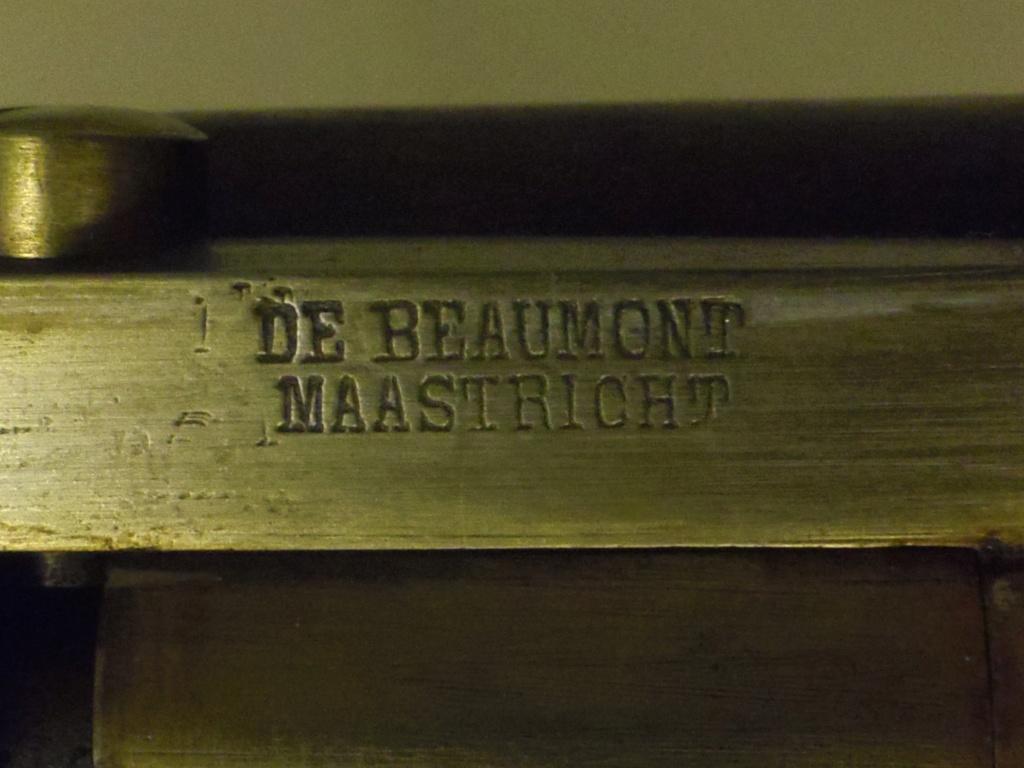 """Fusil Chassepot modifié """"Beaumont"""" (?) Imgp2113"""