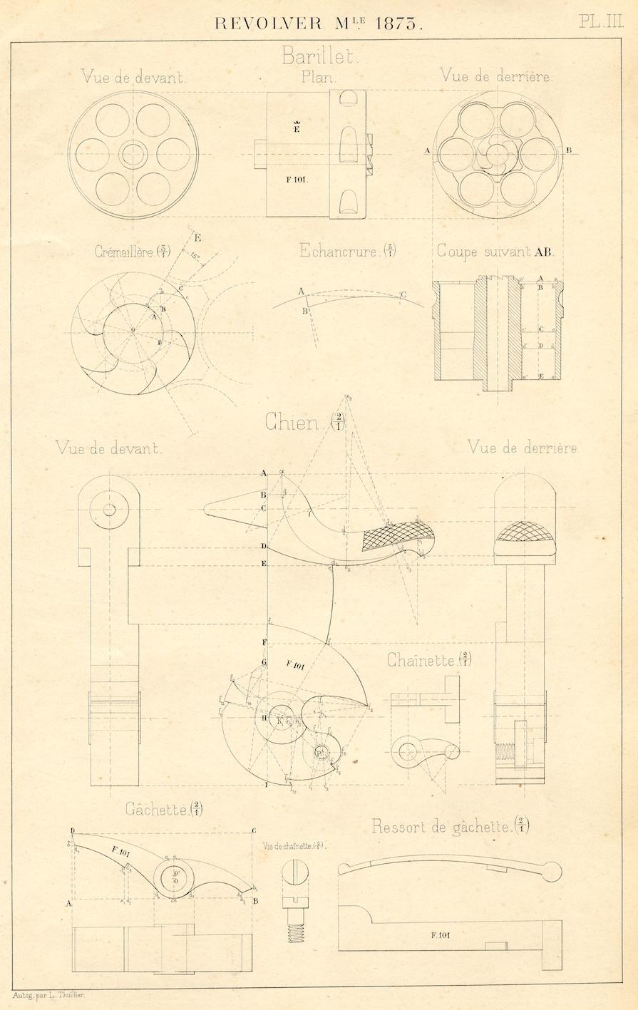 Numérisation de tables de construction - Page 2 Revolv10