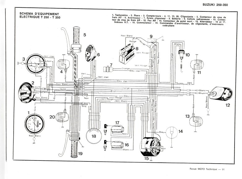 Suzuki T350 - Page 2 Image112
