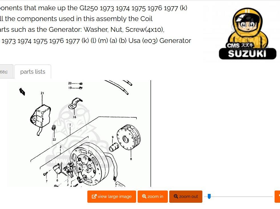 Suzuki T350 - Page 3 Image114