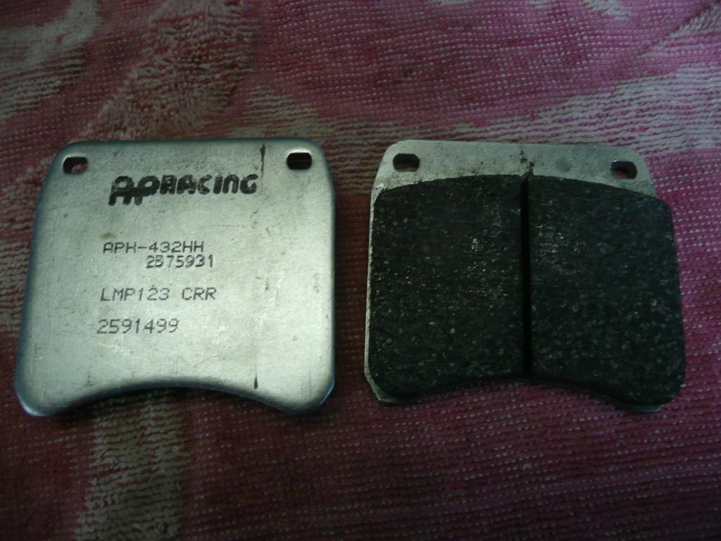 frein AV AP racing Plaque10