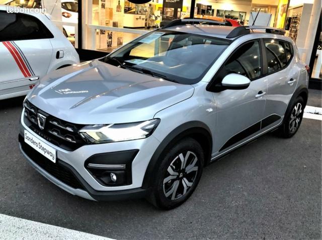2020 - [Dacia] Sandero / Logan III - Page 36 Z112