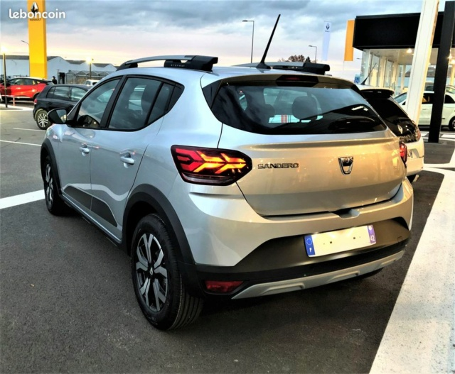 2020 - [Dacia] Sandero / Logan III - Page 36 Z312