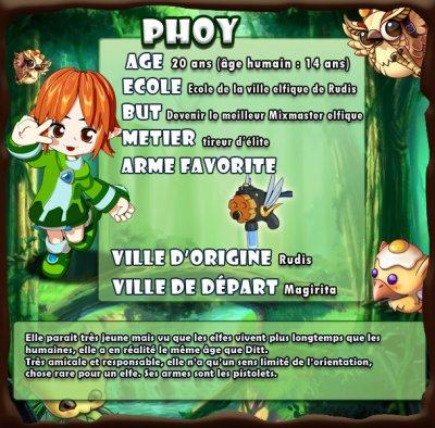 Présentation de MixMaster Phoy10