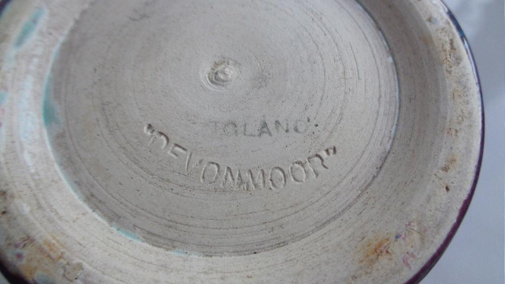 Devonmoor Pottery Devo410