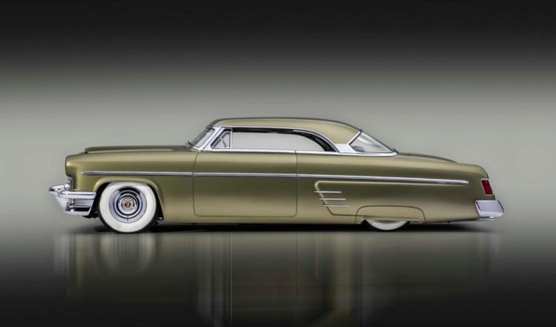 1954 Mercury Monterey - El Sueno - Scott & Holly Roberts  - Altissimo Restoration 01-19510