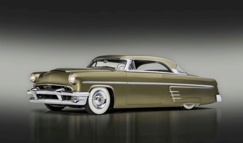 1954 Mercury Monterey - El Sueno - Scott & Holly Roberts  - Altissimo Restoration 03-19510