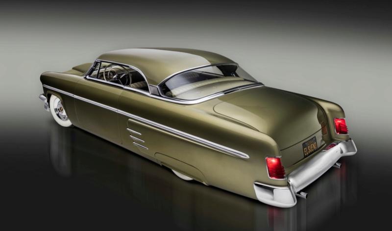 1954 Mercury Monterey - El Sueno - Scott & Holly Roberts  - Altissimo Restoration 04-19510
