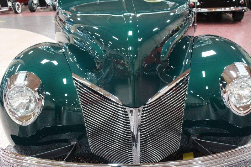 1940 Mercury Convertible - Charles Marr - Carl Morton -  Valley Custom Shop 0711