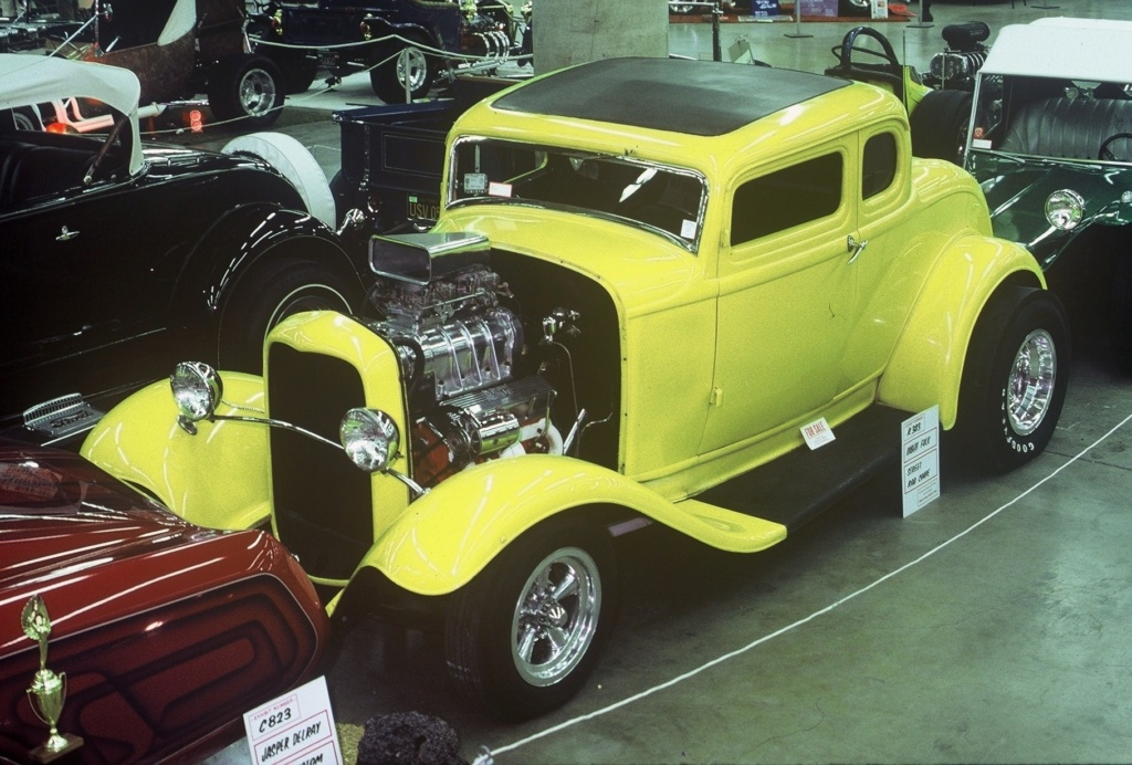 Grand National Roadster Show of the 70's 10-his10