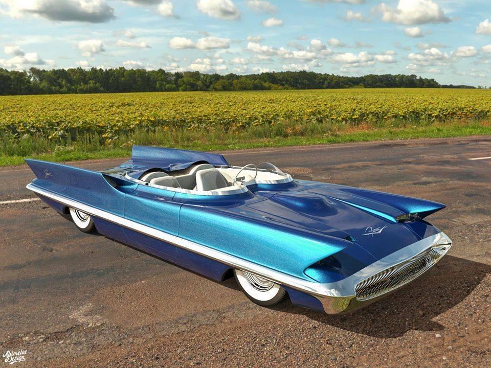 Lincoln Futura 1955 10050410