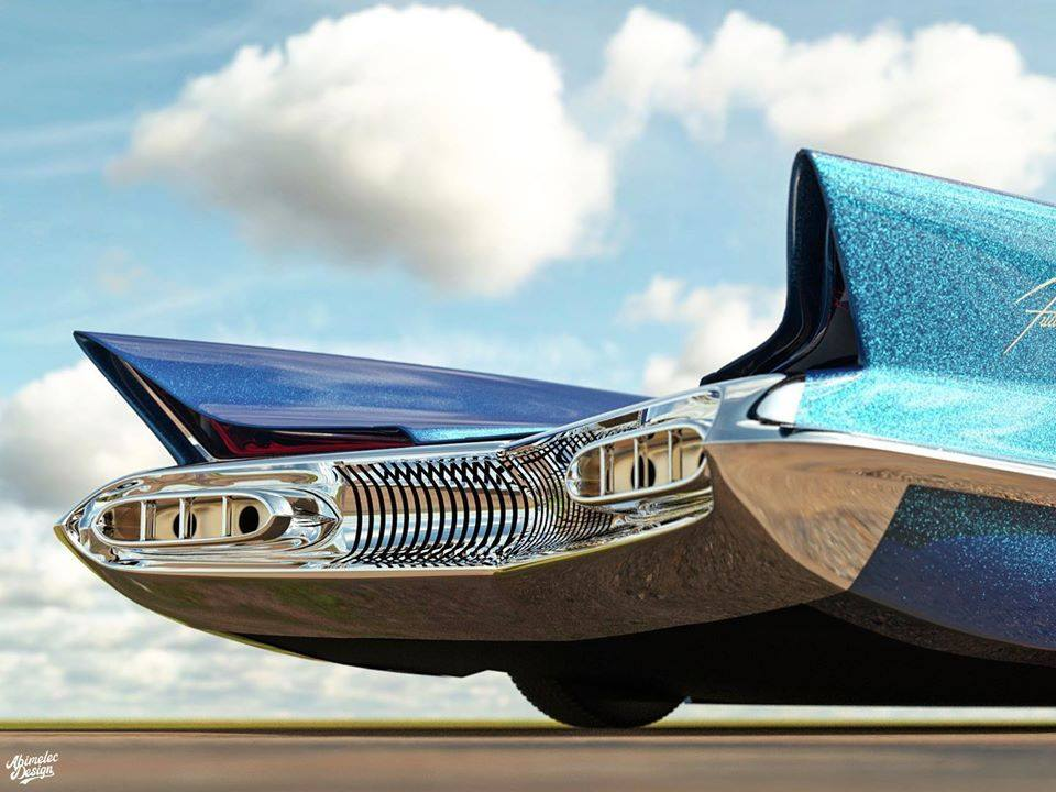Lincoln Futura 1955 10069910