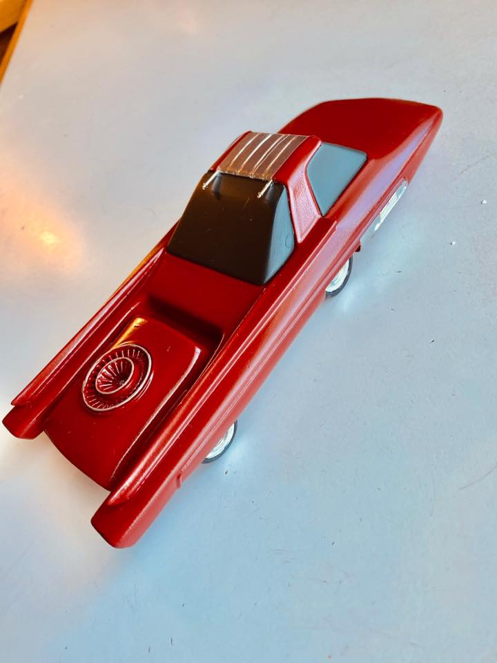 Ford Nucleon - concept car 1958 10085610
