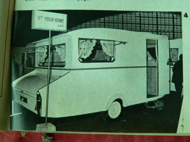 Caravane Your Home 10113210