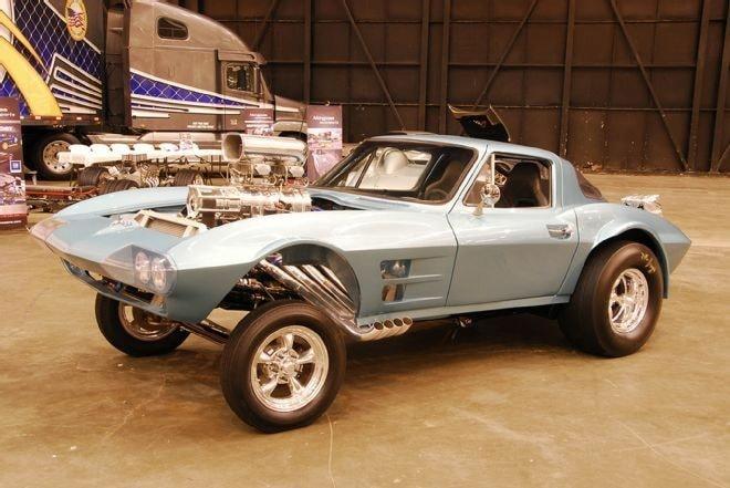 1960's GM gasser 10114810