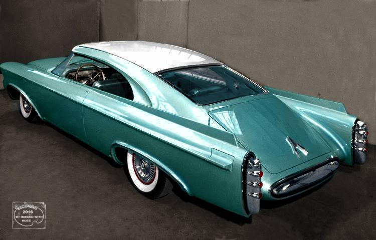 B & W Classic cars and vintage pics colorized by Imbued with hues 10125810