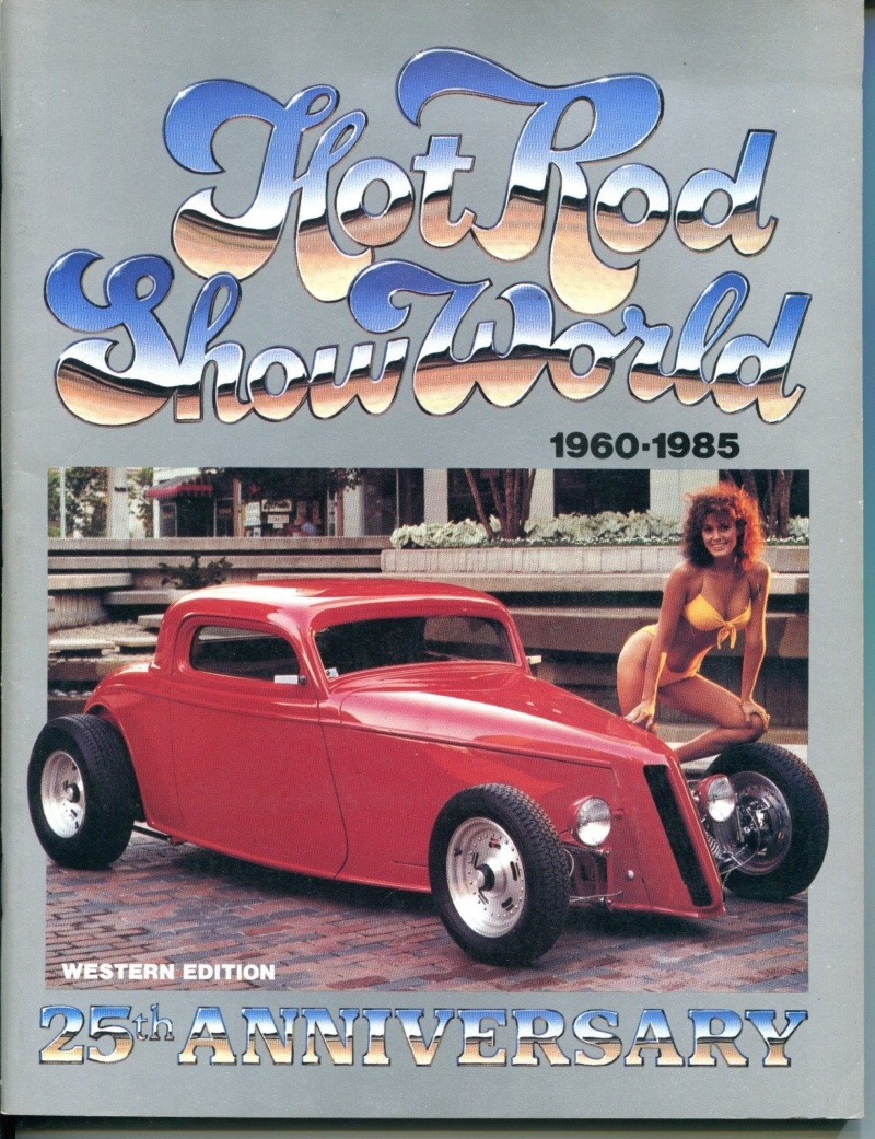 Hot Rod Show World Annual 1017