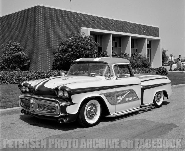 1956 Chevy pick up - Kopper Kart - George Barris 10377010