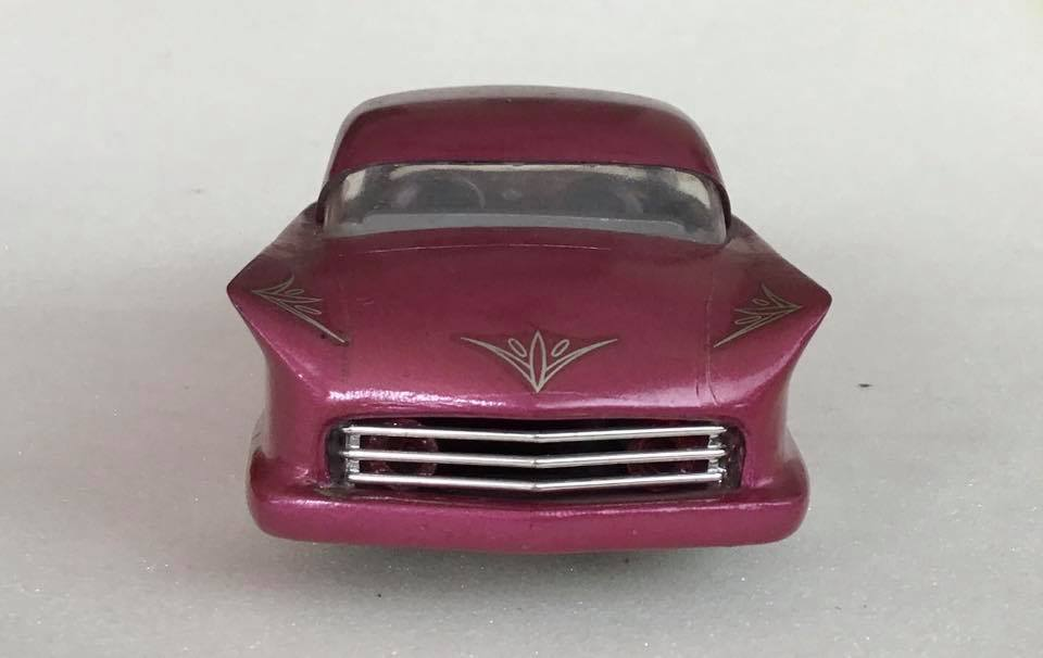 1949 Ford coupe - Customizing kit - Trophie series - 1/25 scale - Amt -  10426810