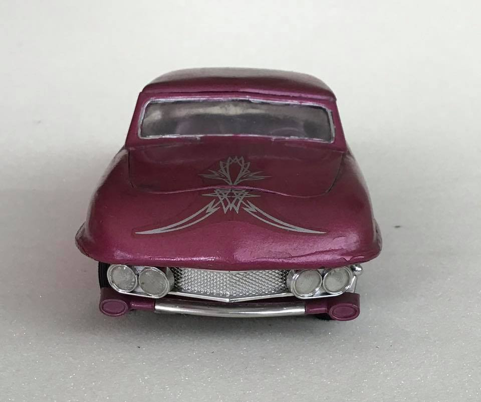 1949 Ford coupe - Customizing kit - Trophie series - 1/25 scale - Amt -  10447810