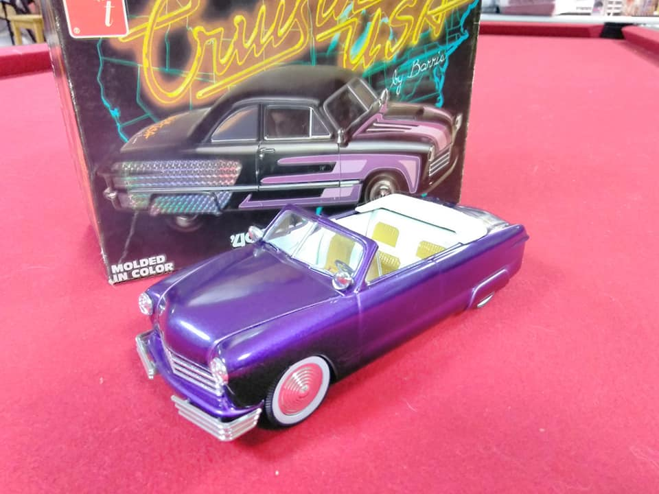 1949 Ford coupe - Customizing kit - Trophie series - 1/25 scale - Amt -  10467710