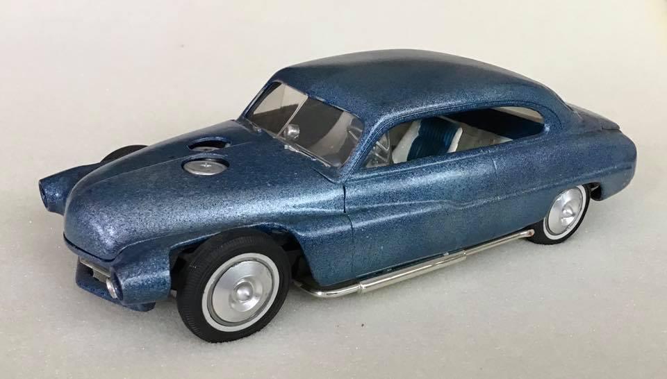 1949 Mercury - Customizing Kit - Trophie series - 3 in 1 - Amt 10495610
