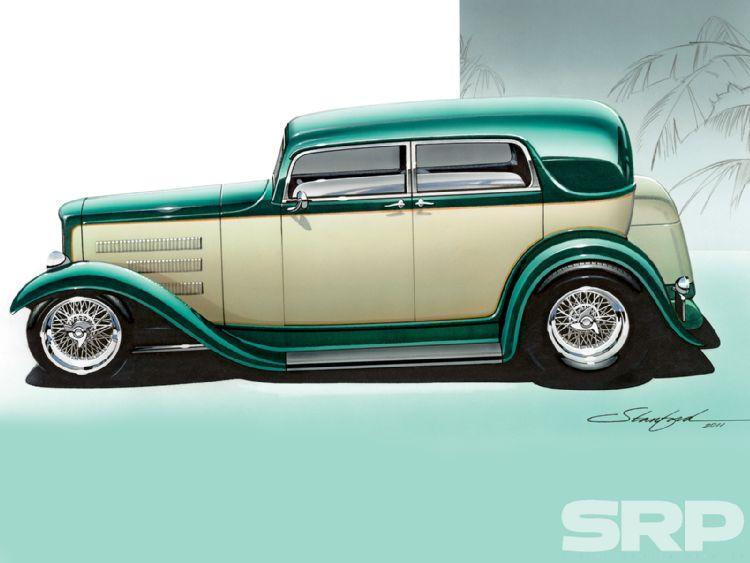 Steve Stanford Designs 10500310