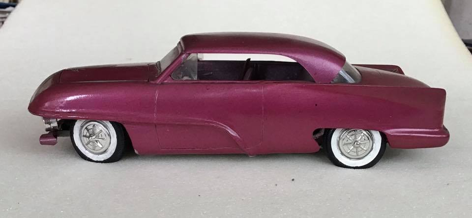 1949 Ford coupe - Customizing kit - Trophie series - 1/25 scale - Amt -  10503810