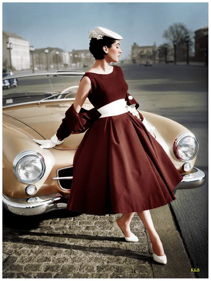 B & W Classic cars and vintage pics colorized by Imbued with hues 10504810