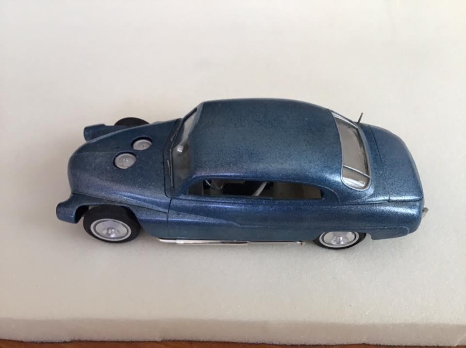 1949 Mercury - Customizing Kit - Trophie series - 3 in 1 - Amt 10505210