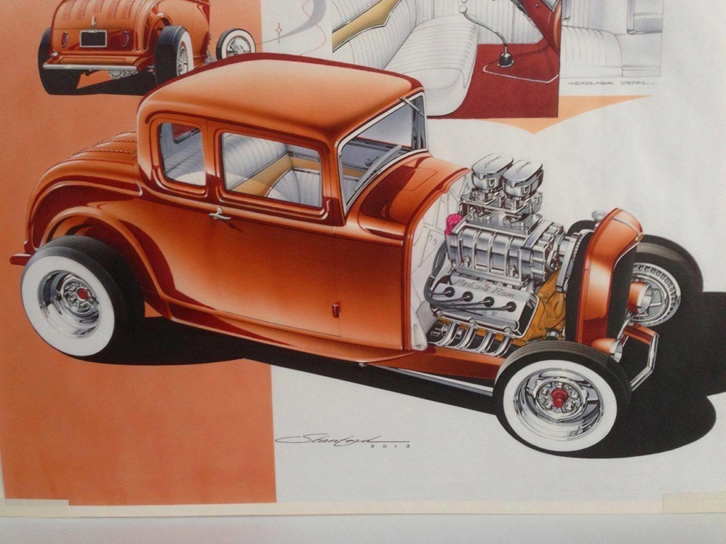 Steve Stanford Designs 10533310