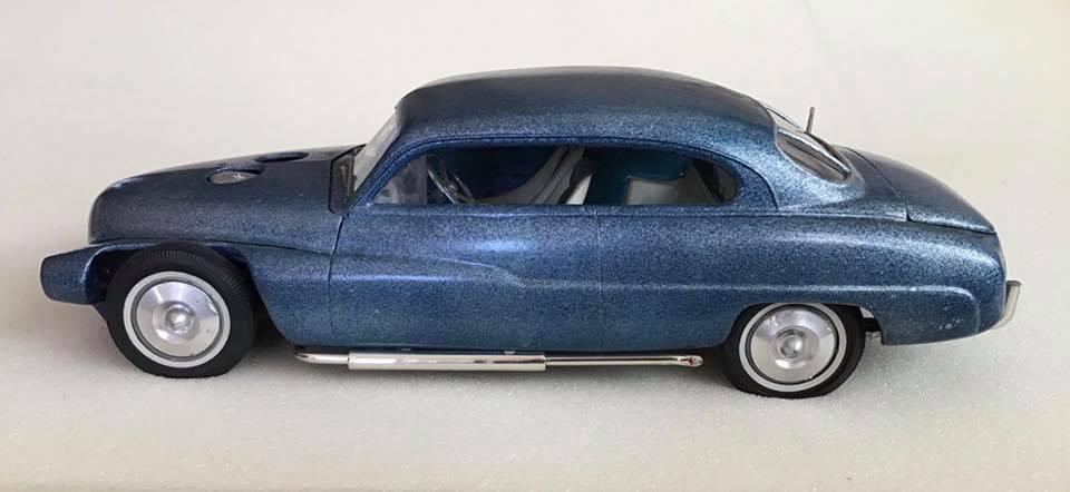 1949 Mercury - Customizing Kit - Trophie series - 3 in 1 - Amt 10552810