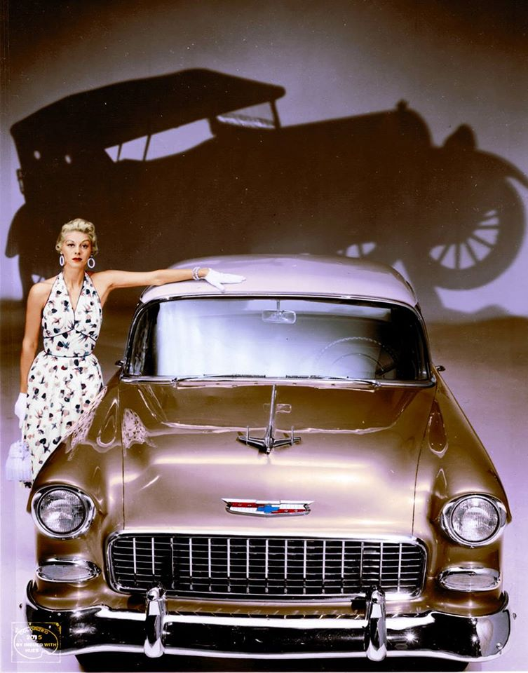 B & W Classic cars and vintage pics colorized by Imbued with hues - Page 2 10657710