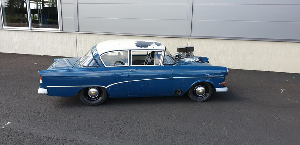 Opel Rekord -58 Blown 454 10698810
