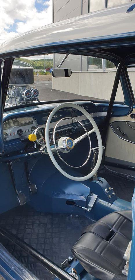 Opel Rekord -58 Blown 454 10706610