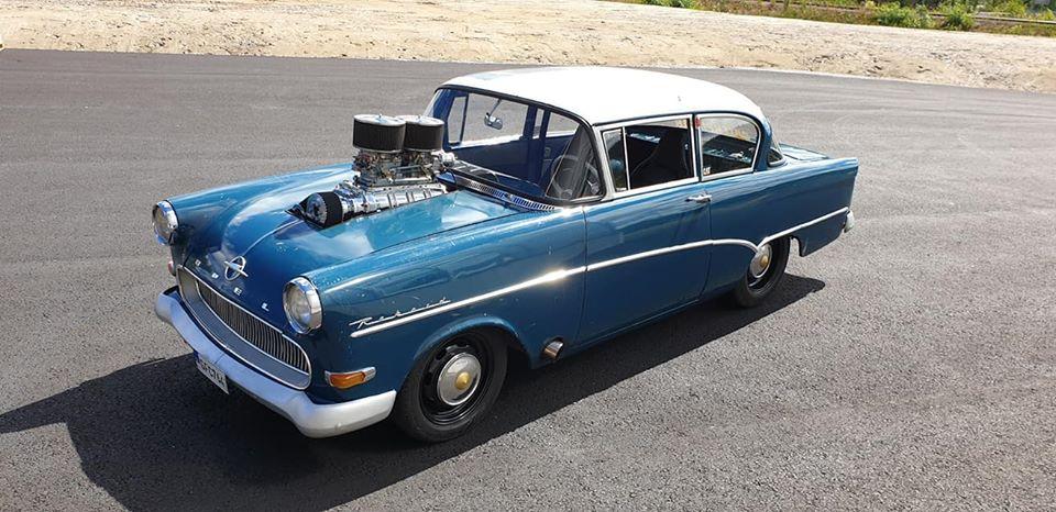 Opel Rekord -58 Blown 454 10708010