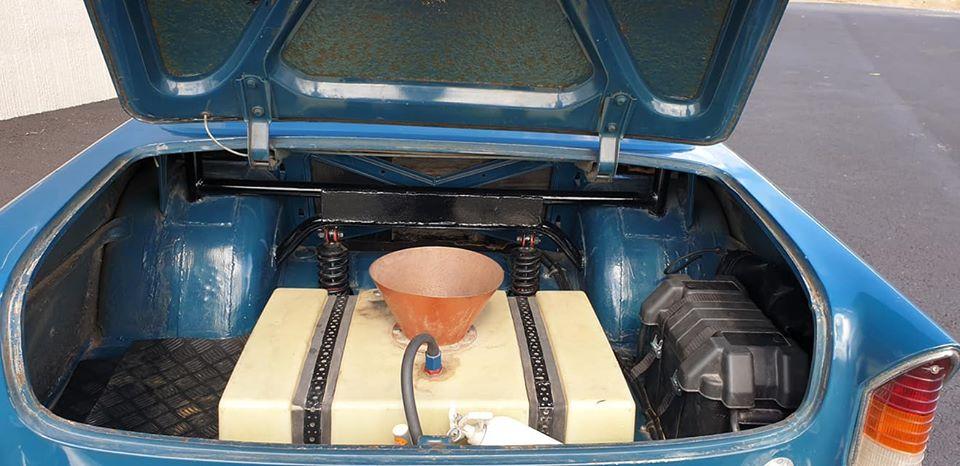 Opel Rekord -58 Blown 454 10723410