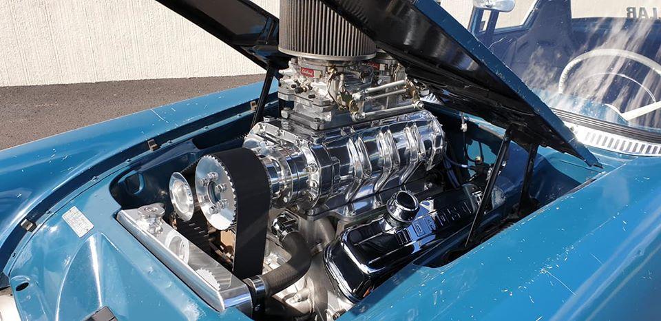 Opel Rekord -58 Blown 454 10729010