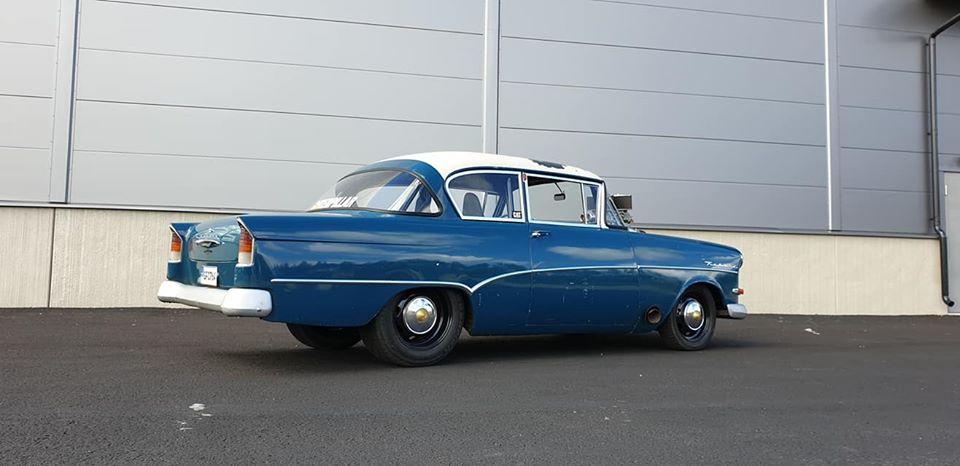 Opel Rekord -58 Blown 454 10776610